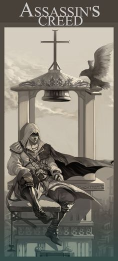 AC-EZIO by White-corner.deviantart.com on @deviantART