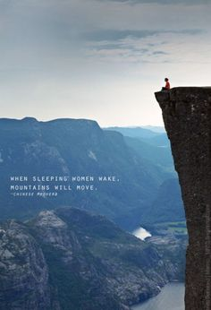 When Sleeping Women Wake......