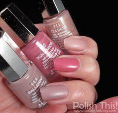 Mavala Nude Colors - Dotticure and Swatches Pink Nail Colors, Pink Nails, Nails & Co, My Nails, Mavala Nail Polish, Beauty Hacks Nails, Beauty Tips, Cream Nails, Nail Envy