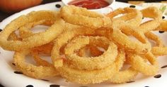 How to cook Crispy Onion Rings Recipe? You can easily make Crispy Onion Rings Recipe. You will love our Crispy O Yummy Recipes, Salad Recipes, Crispy Onions, Good Food, Yummy Food, Baked Chicken Recipes, Turkish Recipes, Onion Rings, Food Illustrations