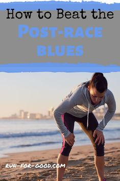 It's common to feel down and disappointed after your finish a big race, such as a marathon. Here are some tips on how to beat the post-race blues. First Marathon, Half Marathon Training, Marathon Running, Running Schedule, Running Training, Marathon Nutrition, Feeling Down, Disappointed, Getting Out