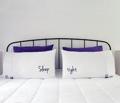 Sleep-tight pillowcases