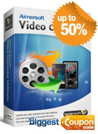 There's no better way for you to burn, convert, transfer or merge your multimedia files than by using the reliable software such as Aimersoft Video Converter Ultimate for Windows. This product is the best choice above the rest.