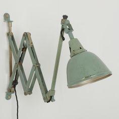 Midgard scissor wall light -Type 1-