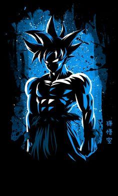 New Level Anime & Manga Poster Print Metal Posters, Goku Super Saiyan Blue, Goku Wallpaper, Dragon Ball Super Artwork, Anime Wallpaper