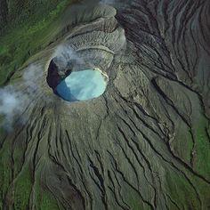 Volcán Rincon de la Vieja, Costa Rica.