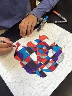 Art Teacher:  Marla Hope Kenney