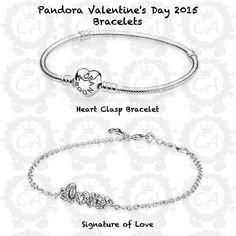 perfect bracelets  #PANDORAvalentinescontest