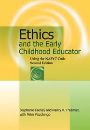 The new edition of Ethics and the Early Childhood Educator seeks to inform and guide those who work with children and families through the tough decisions they must confront. Child Guidance, Conceptual Framework, Ethical Issues, Effective Teaching, Code Of Conduct, Working With Children, Early Childhood Education, Teacher Resources, Teaching Ideas