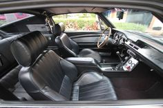 1967 Ford Mustang Fastback Shelby GT500 Eleanor - Pic 26