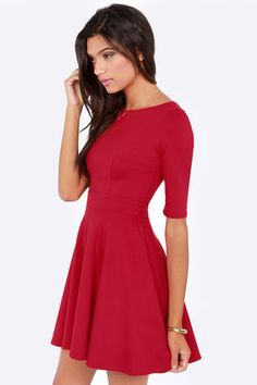 Cute Christmas Dresses for Teenagers