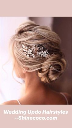 Wedding Hairstyles For Long Hair, Romantic Wedding Hairstyles, Updo For Long Hair, Hairstyles For Weddings Bridesmaid, Medium Length Bridal Hair, Bride Hairstyles For Long Hair, Romantic Bridal Hair, Bridal Hairstyles With Braids, Wedding Hairstyles For Medium Hair