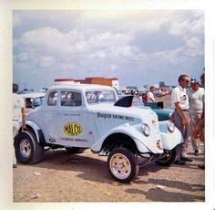 """Indy-66  """"Ohio"""" George Montgomery"""