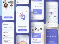 а Mobile App Ui, Mobile App Design, Mobile Code, Ux Design, Design Agency, Graphic Design, Medium App, App Design Inspiration, Daily Inspiration