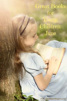 Reading Activities for Toddlers: June- Sunshine Whispers http://www.sunshinewhispers.com/2015/06/reading-activities-for-toddlers-june/