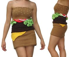 hamburger shoes for women | COMPTE_BLOGOF meninafashion : Menina Fashion, Vestidos Mais Feios do ...
