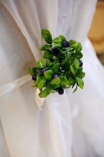 blueberry accessories in Church