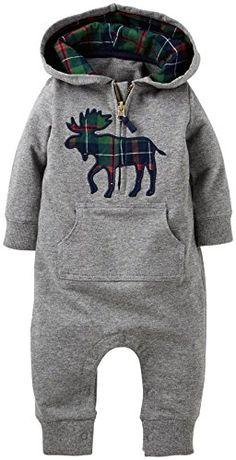 BESTSELLER! Carter's Baby Boys' Graphic Fleece Pr... $25.78