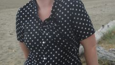 Oakridge Blouse review | Curvy Sewing Collective