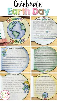 Help your students understand Earth Day, why the Earth is special, how we should and should not treat the earth, why it's important to treat the Earth right, and how they can contribute to helping the environment with this engaging, interactive science booklet.