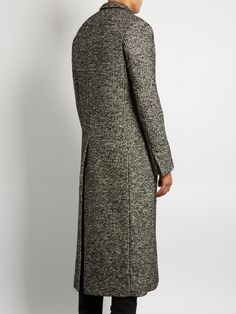 Haider Ackermann Single-breasted wool and alpaca blend coat