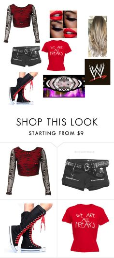 """""""Wwe"""" by bestintheworldlilly ❤ liked on Polyvore"""