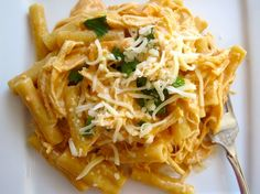 Pasta con Pollo (Colombian Creamy Pasta with Chicken) - Tried this tonight, it's a keeper!