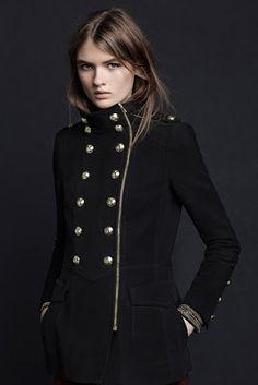 Entre vestidores...: Lookbook Zara TRF noviembre 2012
