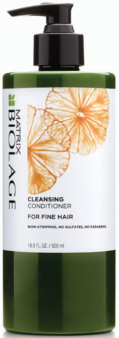 Matrix Biolage Cleansing Conditioner Fine Hair