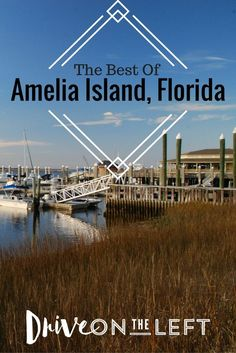 The best things to do on the fun Florida destination, Amelia Island. Located just across the Georgia border, and a short drive from Jacksonville,  it has 11 miles of uninterrupted beach. There is something for everyone on Amelia Island.