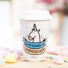 """Copo take away """"Nothing is impossible"""" (ENG)"""