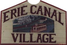 Erie Canal Village - Rome NY - when the kids are older and interested in local history