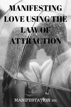 Hello lovely readers, I hope you are all well. In today's posts, we would be looking at using The Law of Attraction to Manifest Relationships or your Soulmate.