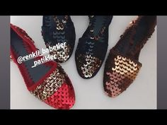 Pullu Ev ayakkabısı 🍬Bayram şekeri🍬Tasarımı bana aittir - YouTube Tabata, Crochet, Shoes, Youtube, Dresses, Fashion, Shoes Sandals, Boots, Crocheting