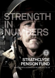 Strathclyde Pension Fund Annual Report on Behance