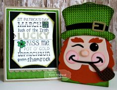 Cards by Kerri: St. Patrick's Day Taylored Expressions Gift Set!