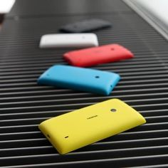 Who wants one of these? Oh, and which color?  #nokia #beautifullydifferent #colors