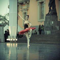 Maria Kochetkova. Photo by Mark Olich.