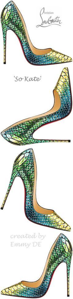 Christian Louboutin 'So Kate' 2015                                                                                                                                                     Mais #fashiongifts