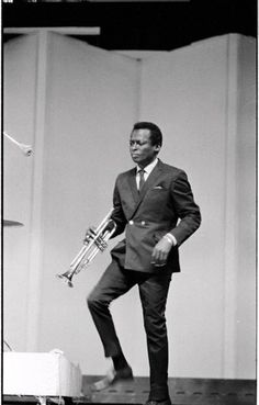 "themaninthegreenshirt: ""Miles Davis was the personification of restless spirit, always pushing himself and his music into uncharted territory. He was an innovative lightning rod for musicians from all genres - particularly the brightest young..."