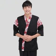 korea waiter uniforms for men japan waiter uniforms japanese waiter clothes autumn restaurant clothing