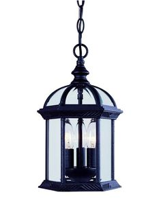 View The Savoy House 5 0635 3 Light Outdoor Pendant From The Kensington Collection At
