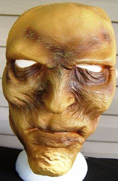Check out The Mummy Halloween Rubber Mask Universal Studios The Mummy Movie Spooky Scary  http://www.ebay.com/itm/Mummy-Halloween-Rubber-Mask-Universal-Studios-Mummy-Movie-Spooky-Scary-/161850887119?roken=cUgayN&soutkn=ieePER via @eBay