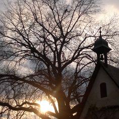 Campanario del Santuario de Schoenstatt en San Isidro