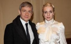 """Martin Freeman and Amanda Abbington split after 15 years together.  """"Abbington said the pair, who have two children, 'realised we'd come to the end of our time together... Martin and I remain best friends and love each other, and it was entirely amicable... There was no hostility, really, we just said that we couldn't live together anymore. It is sad and it is upsetting, because you think you're going to be with someone forever, but you either do that or you break up."""" Oh, life."""