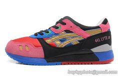 Men's Asics Gel Lyte III Sneaker Pink Gold|only US$95.00 - follow me to pick up couopons.