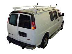 Van Ladder Racks, Van Shelving, Van Partitions - Van Shelving Storage System (All Makes & Models Full Size Vans, Minivans) - Driver-side modules - Curb-side module - Metal cabinets with lockable door. - Drawers,