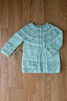 ae2d608fa47e Cute as a Button Cardi Free Child s Knitting Pattern. SIZES Cardigan is  sized to fit