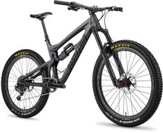First Look: Santa Cruz Nomad - Completely Redesigned for 2014