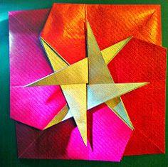 Tato 45 based (Hans-Werner Guth) Tags: origami tato
